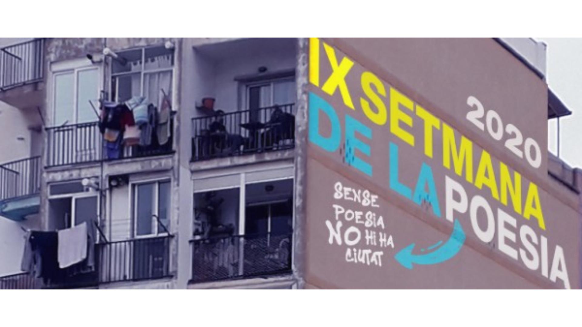 Setmana de la Poesia de Sant Feliu de Llobregat | 2020